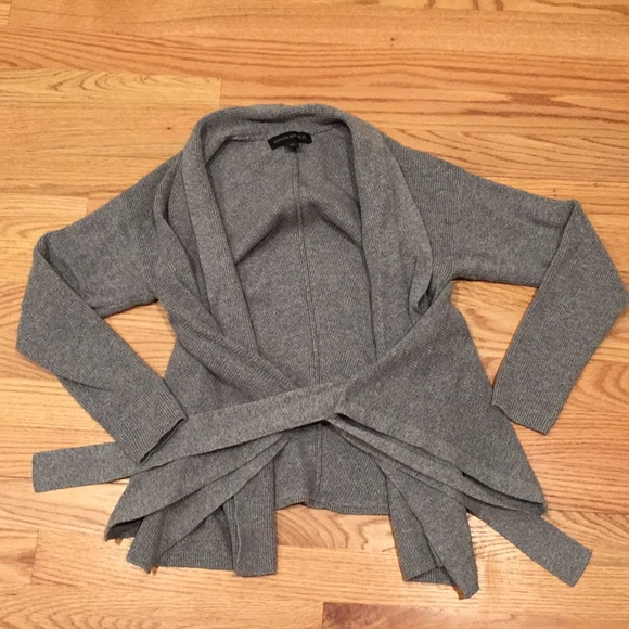 Banana Republic Sweaters - Banana Republic Tie Waist Cardigan